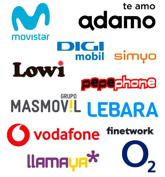 Empresas telefonía en Santander