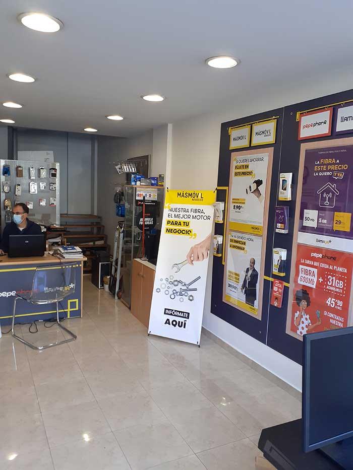 Tienda de informática Silicon en Santander